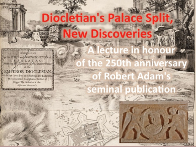 London Lecture on Diocletian's Palace
